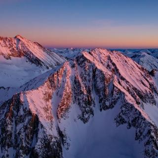 Siberia Peak & Snowmass Mountain
